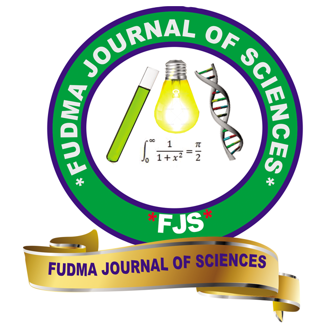 FUDMA Journal of Sciences